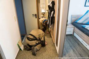 Strandvilla Möwennest Renovierung Wohnung 3 Handwerker